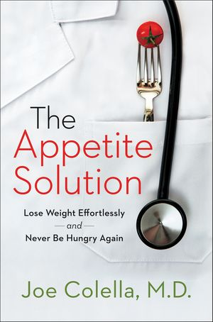 The Appetite Solution book image