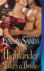The Highlander Takes a Bride Paperback  by Lynsay Sands