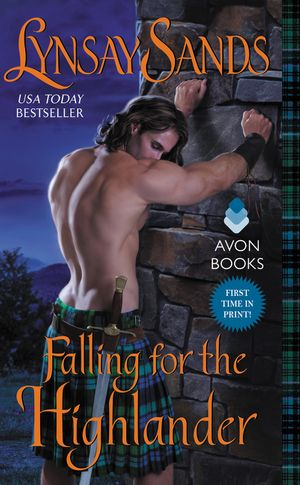 Falling for the Highlander book image