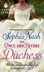 The Once and Future Duchess Paperback  by Sophia Nash