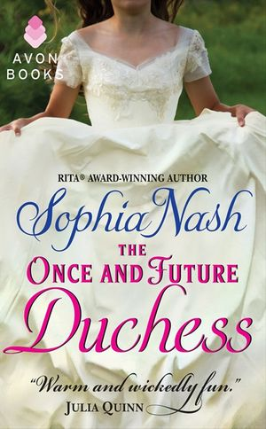 The Once and Future Duchess book image
