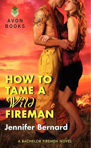 How to Tame a Wild Fireman book image