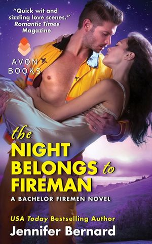 The Night Belongs to Fireman book image