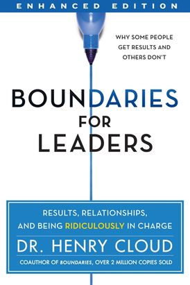 Boundaries for Leaders (Enhanced Edition)