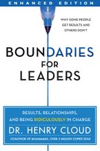 Boundaries for Leaders (Enhanced Edition) eBook ENH by Henry Cloud