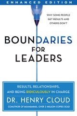Boundaries for Leaders (Enhanced Edition)