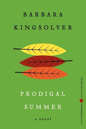 Prodigal Summer book image