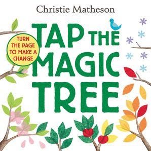 Tap the Magic Tree Board Book