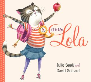 Little Lola book image