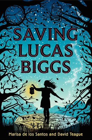 Saving Lucas Biggs book image