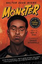Monster: A Graphic Novel Hardcover  by Walter Dean Myers