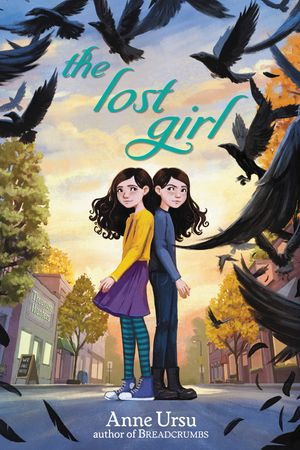 The Lost Girl book image