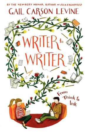 Writer to Writer book image