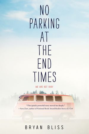 No Parking at the End Times book image