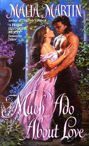 Much Ado About Love book image