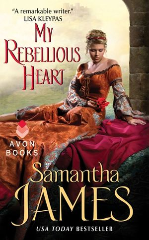 My Rebellious Heart book image