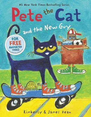 Pete the cat video books