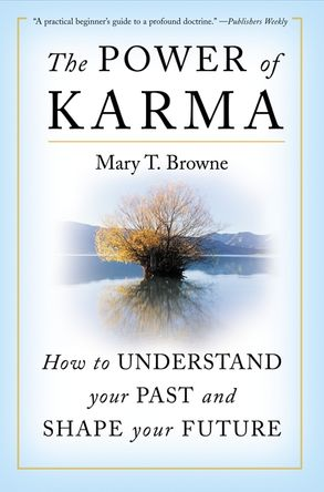 The power of karma mary t browne e book cover image the power of karma fandeluxe Gallery
