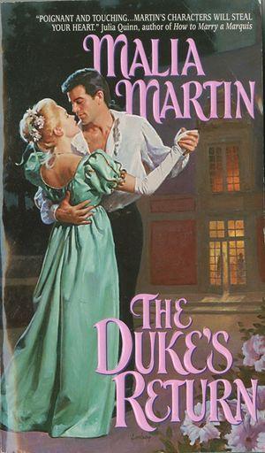 Duke's Return book image