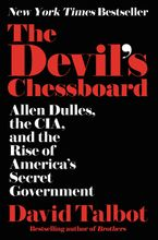 The Devil's Chessboard Hardcover  by David Talbot