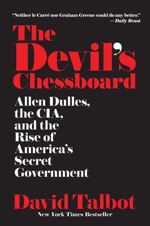 The Devil's Chessboard book image