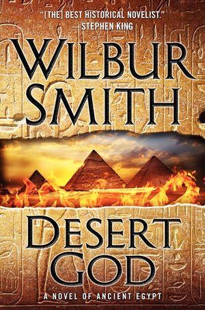 Desert God book image