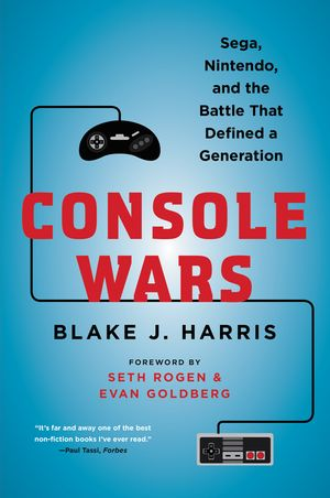 Console Wars book image
