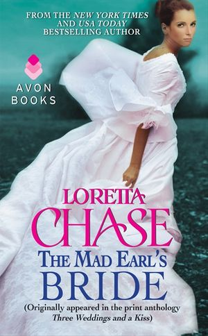 The Mad Earl's Bride book image