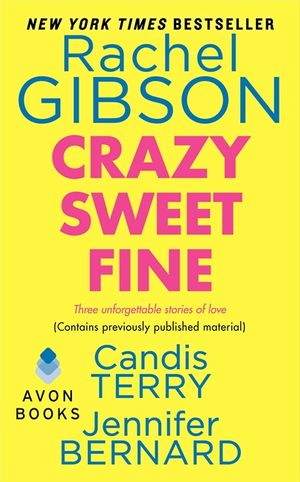 Crazy Sweet Fine book image