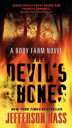 the devil s bones jefferson bass paperback