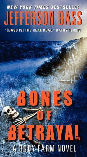 Bones of Betrayal book image
