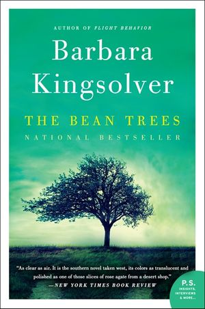 The Bean Trees book image