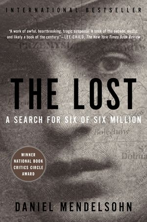 The Lost book image
