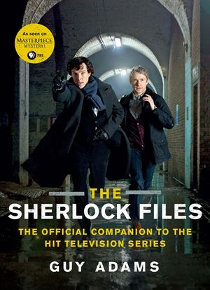The Sherlock Files book image