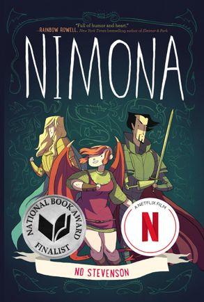Cover image - Nimona
