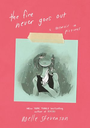 The Fire Never Goes Out book image