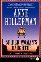 Spider Woman's Daughter Paperback LTE by Anne Hillerman