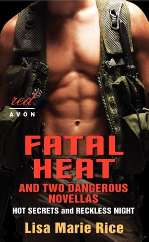 Fatal Heat and Two Dangerous Novellas book image