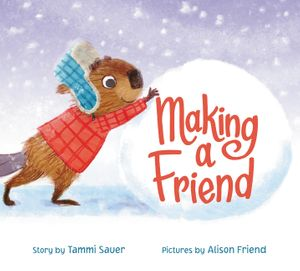 Making a Friend book image