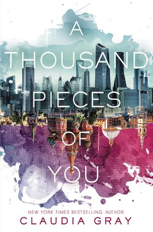 A Thousand Pieces of You Paperback  by
