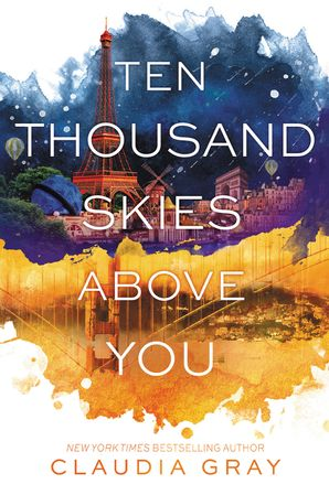Ten Thousand Skies Above You Paperback  by Claudia Gray
