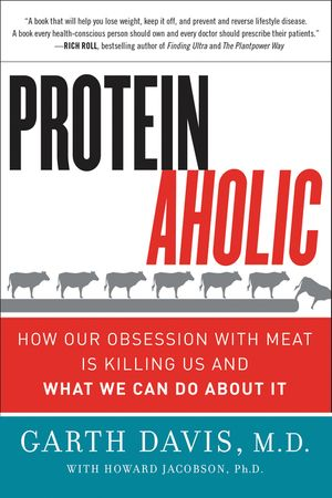 Proteinaholic book image