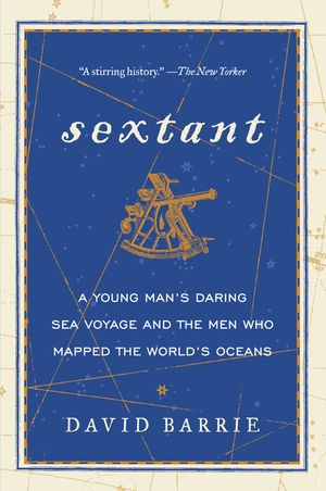 Sextant book image