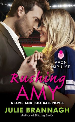Rushing Amy book image
