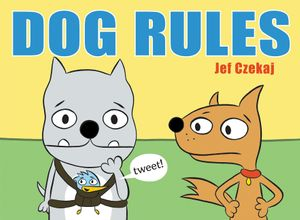 Dog Rules book image