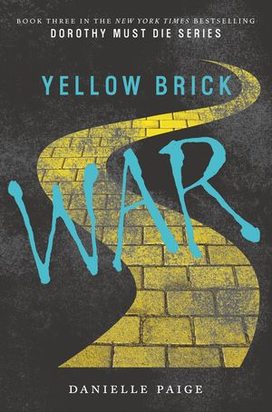 Yellow Brick War book image