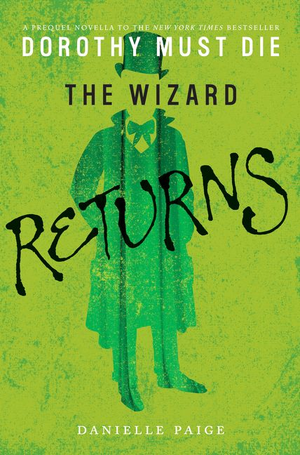 The wizard returns danielle paige e book the wizard returns fandeluxe Choice Image