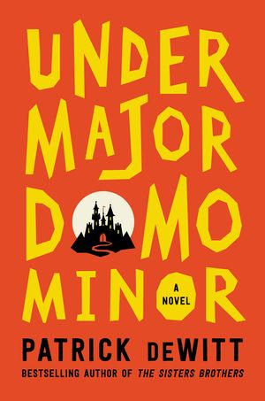 Undermajordomo Minor book image