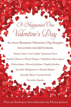 It Happened One Valentine's Day book image