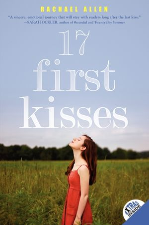 17 First Kisses book image